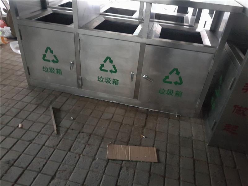 河北不锈钢垃圾箱