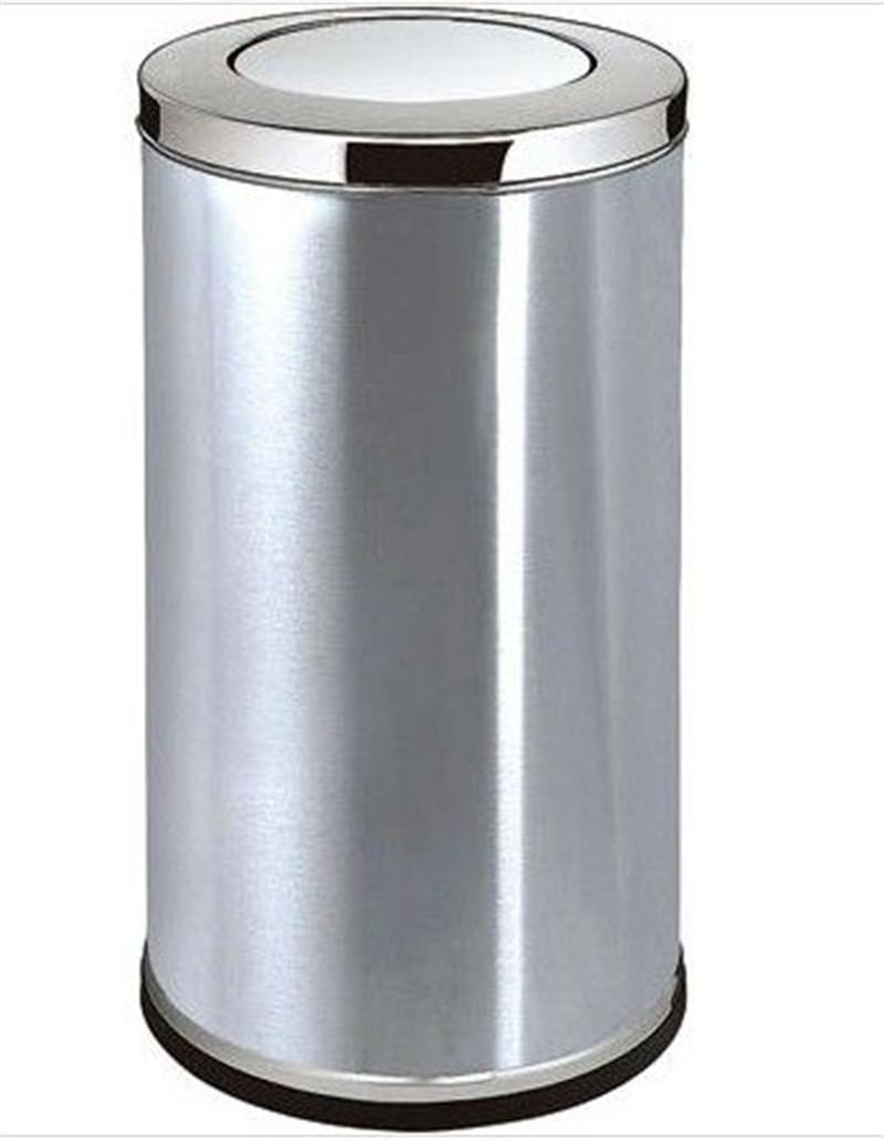 不锈钢果皮箱