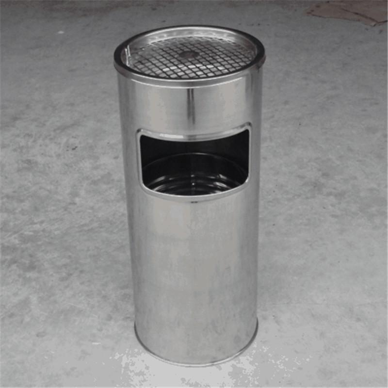 不锈钢果皮桶价格