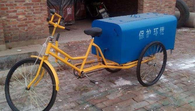 石家庄保洁三轮车