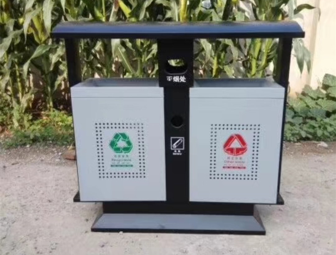 石家庄不锈钢垃圾箱