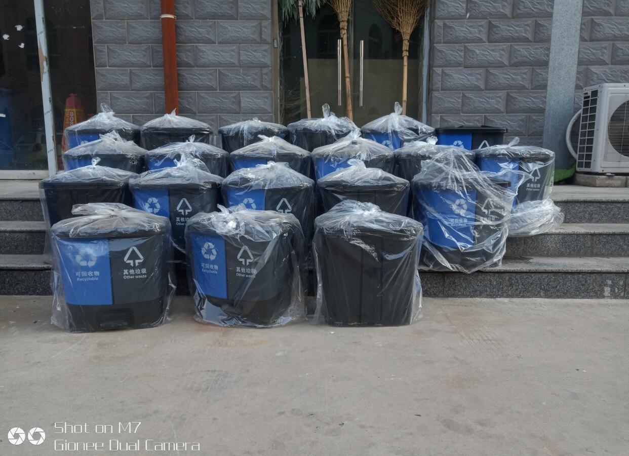 承德石家庄塑料垃圾桶