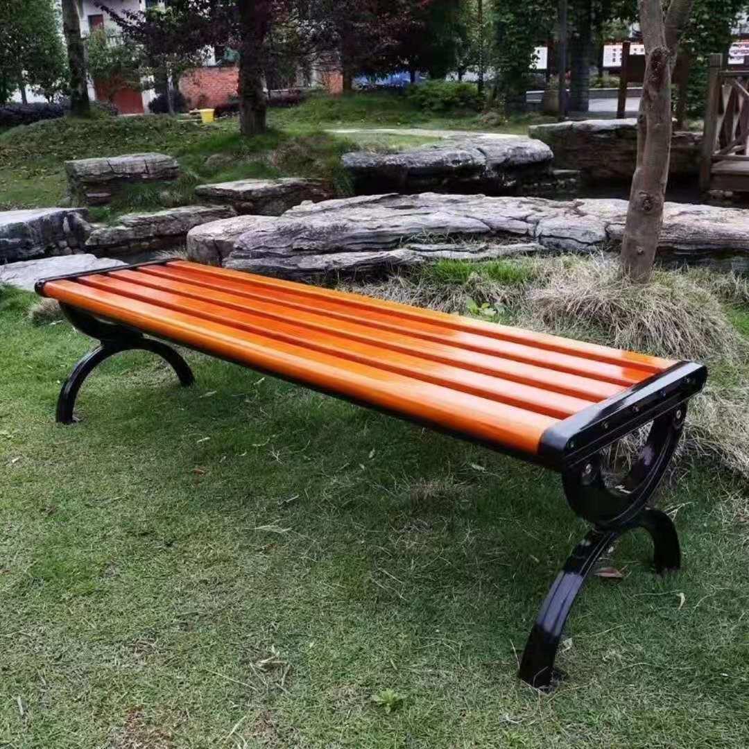河北公园座椅