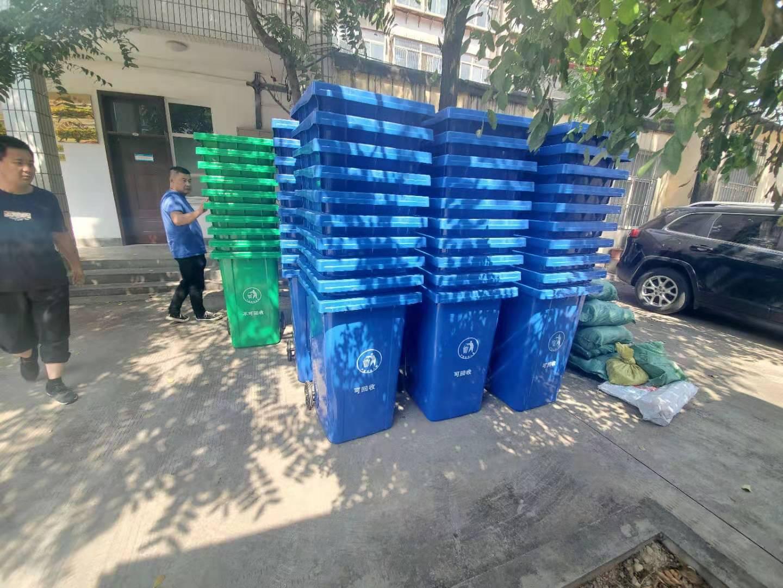 唐山塑料垃圾桶批发