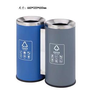 阳泉不锈钢垃圾箱