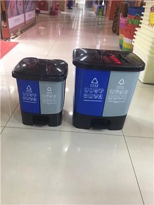 邯郸脚踩垃圾箱