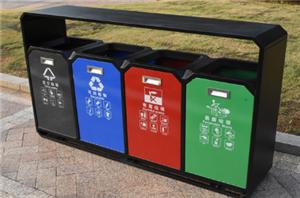 多分类垃圾箱价格