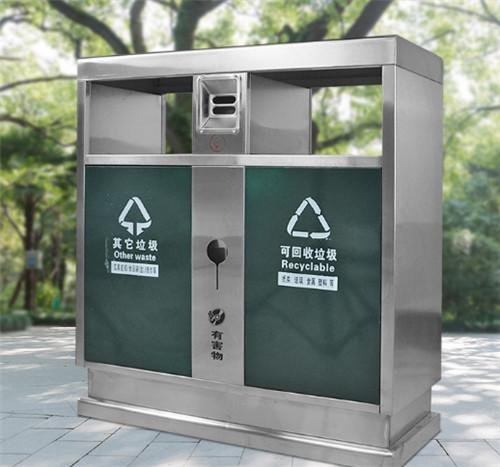 保定不锈钢垃圾箱
