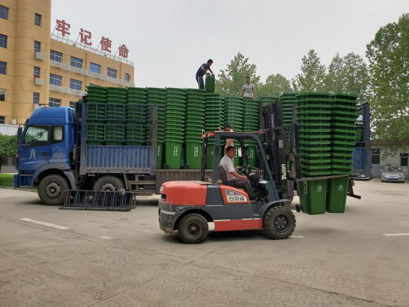 邢台政府院内卸车
