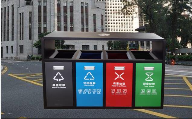 承德河北多分类垃圾箱